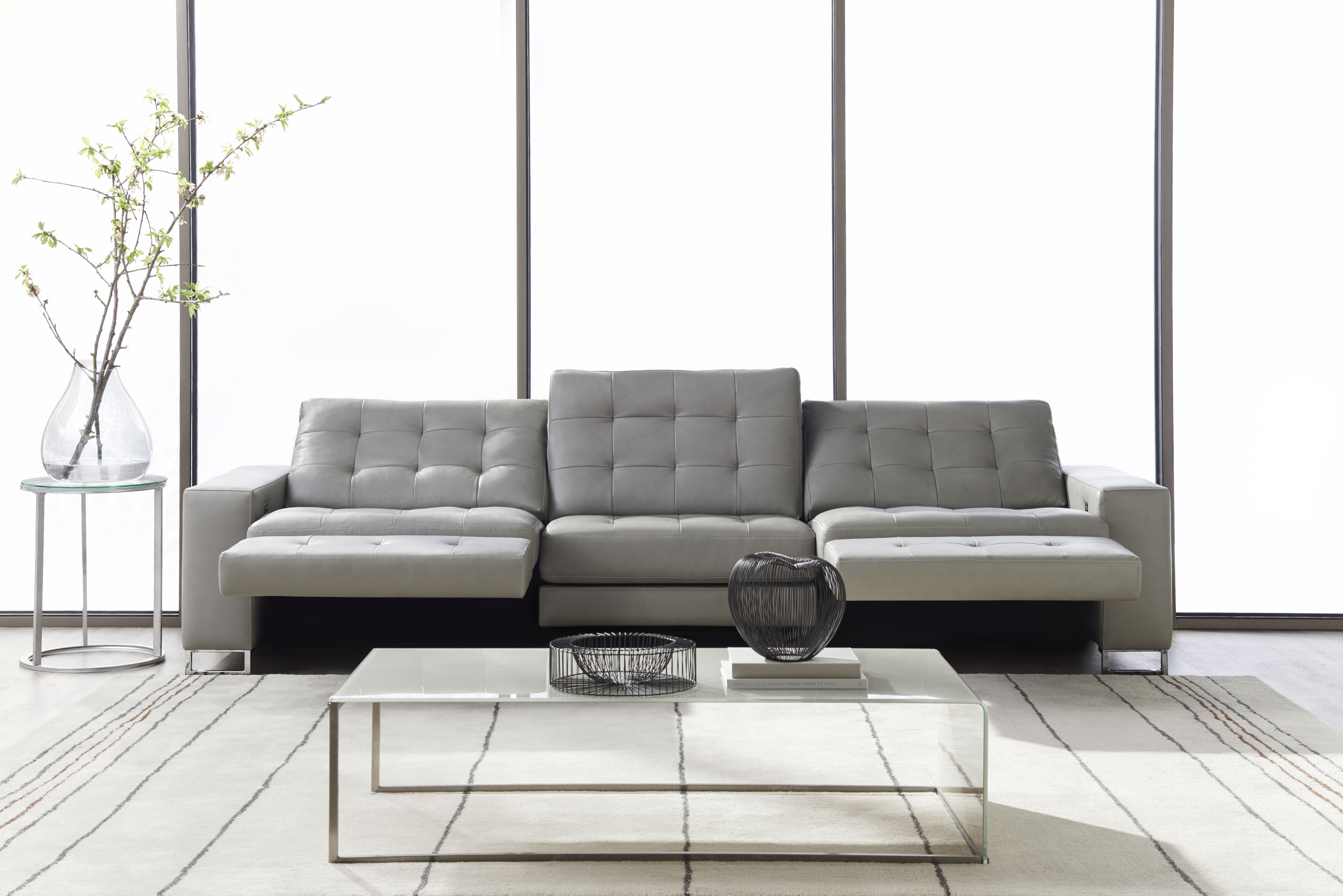 Style in Motion Powered Seating American Leather