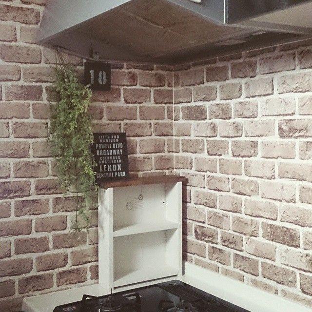 セリアのレンガ柄リメイクシートの魅力とおすすめポイントを紹介 Home Decor Home Diy Home