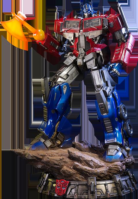 Optimus Prime Transformers Generation 1 Statue