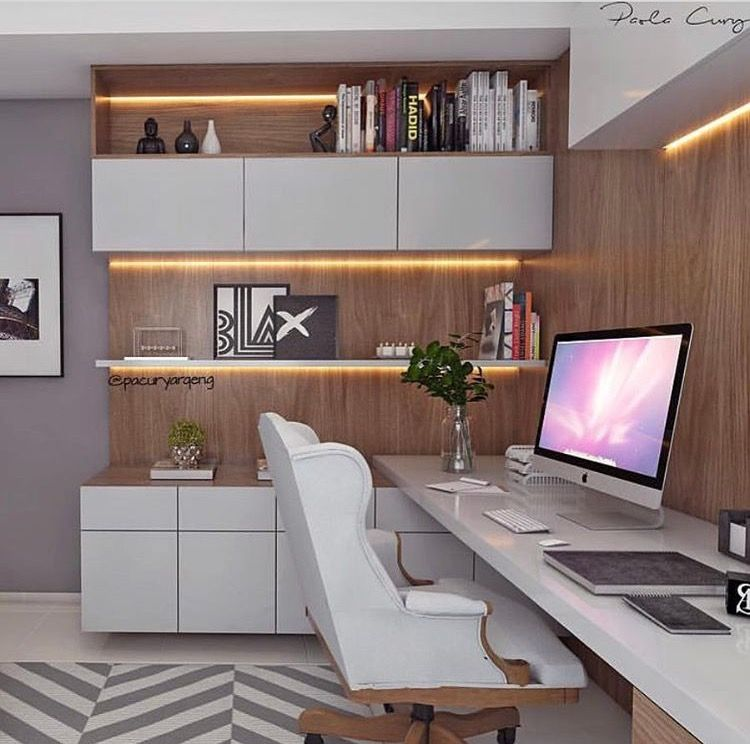 Oficina saloncito pinterest oficinas escritorios y for Imagenes de oficinas decoradas