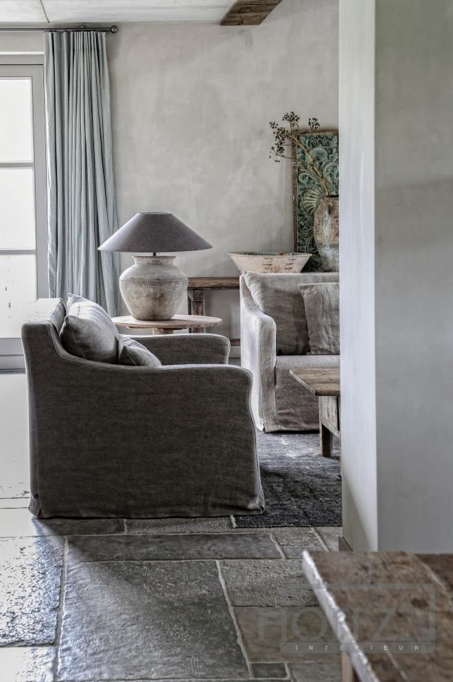 D co en gris martine haddouche grey d co gris pinterest maison decoration et for Interieur maison gris