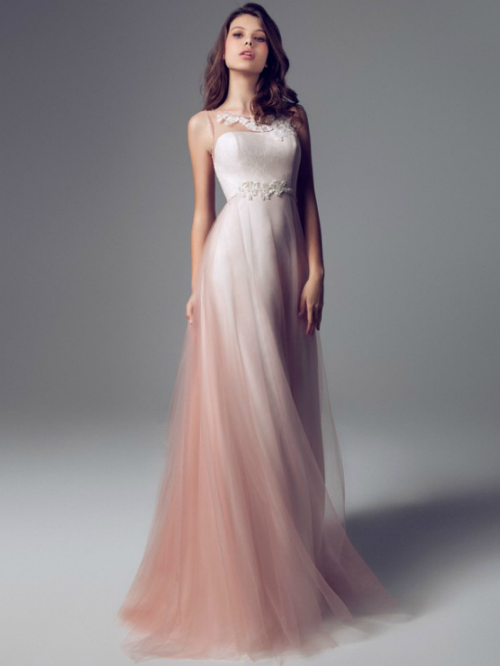 Ombre Bridal Dresses