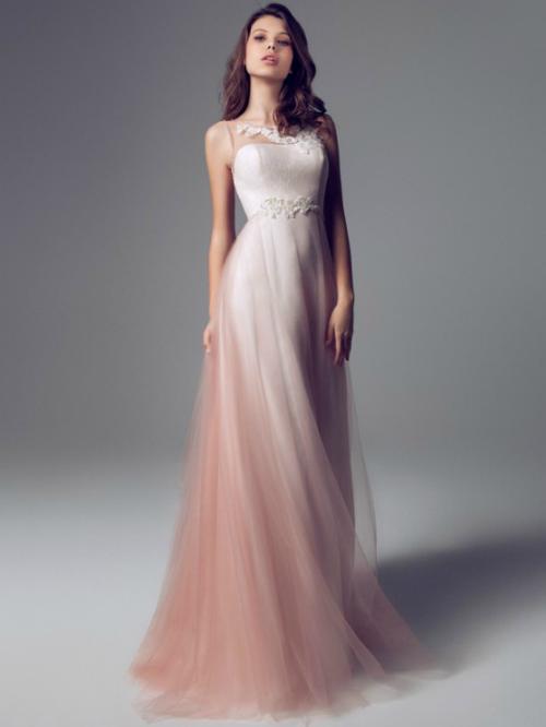 Wedding Dresses: Blumarine 2013-14 Bridal Collection | Ombre wedding ...