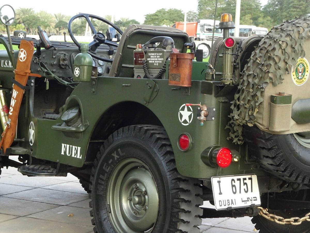Pin by Willysdubai on Jeep willys dubai in 2020 Willys