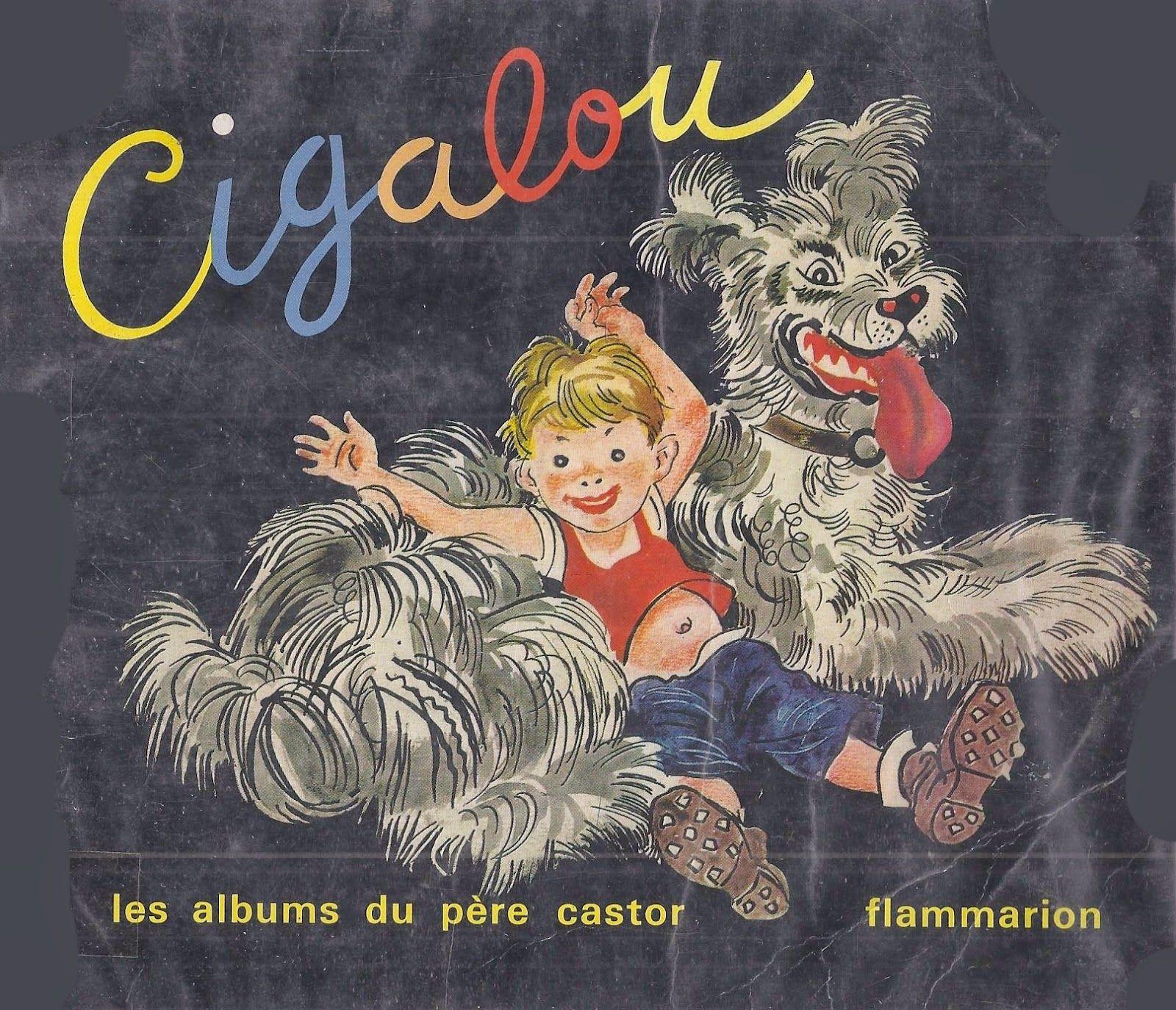 école : références: Cigalou (1950)