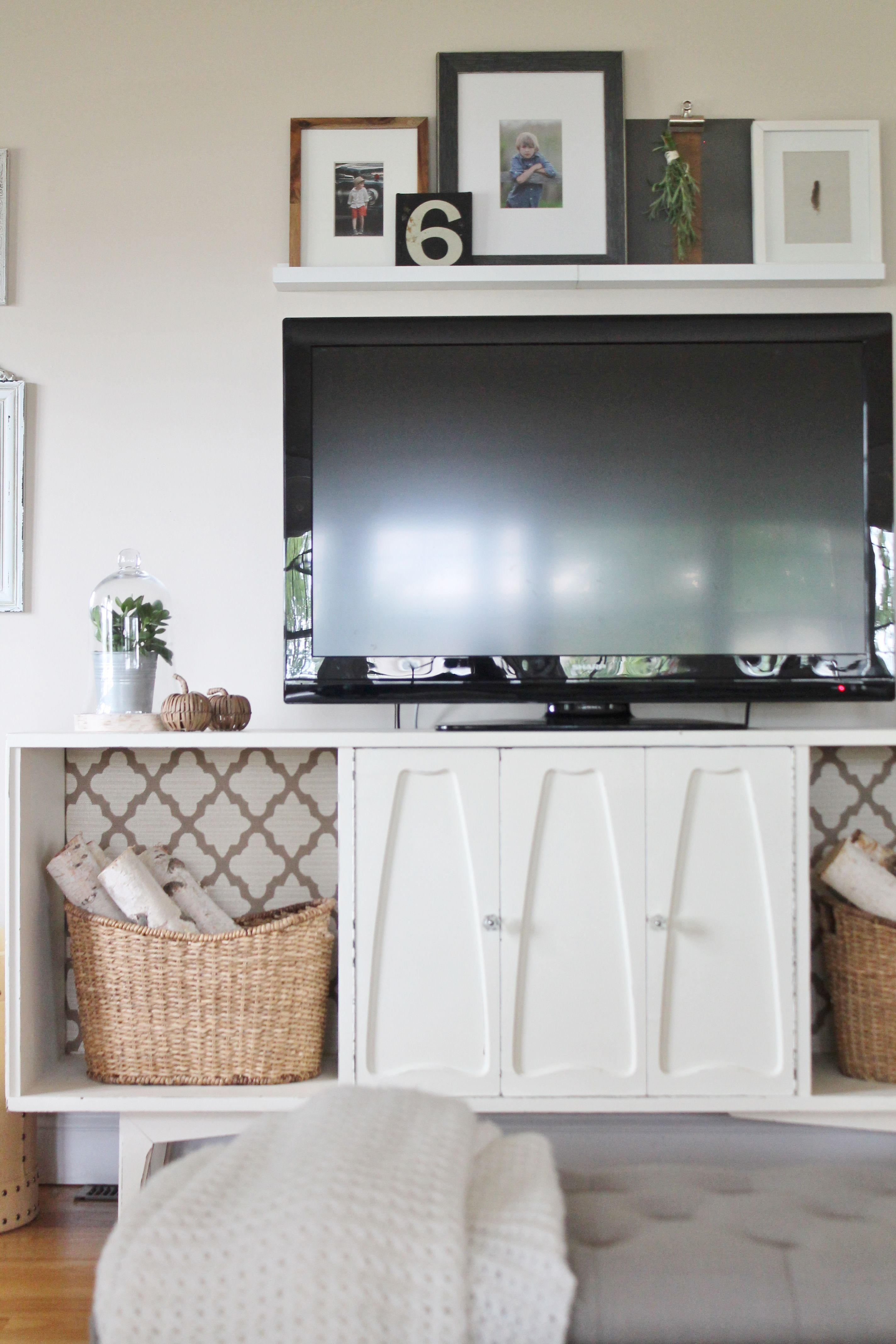 My Inspired Room | Media cabinets, Mid century and Shelving