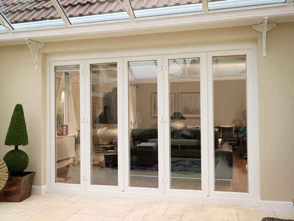 Bi Fold Doors Are Perfect For Bringing The Outdoors Inside, Creating A  Brighter, Bigger Room. They Fold To Either Side, Allowing You To Make The  Most Of The ...