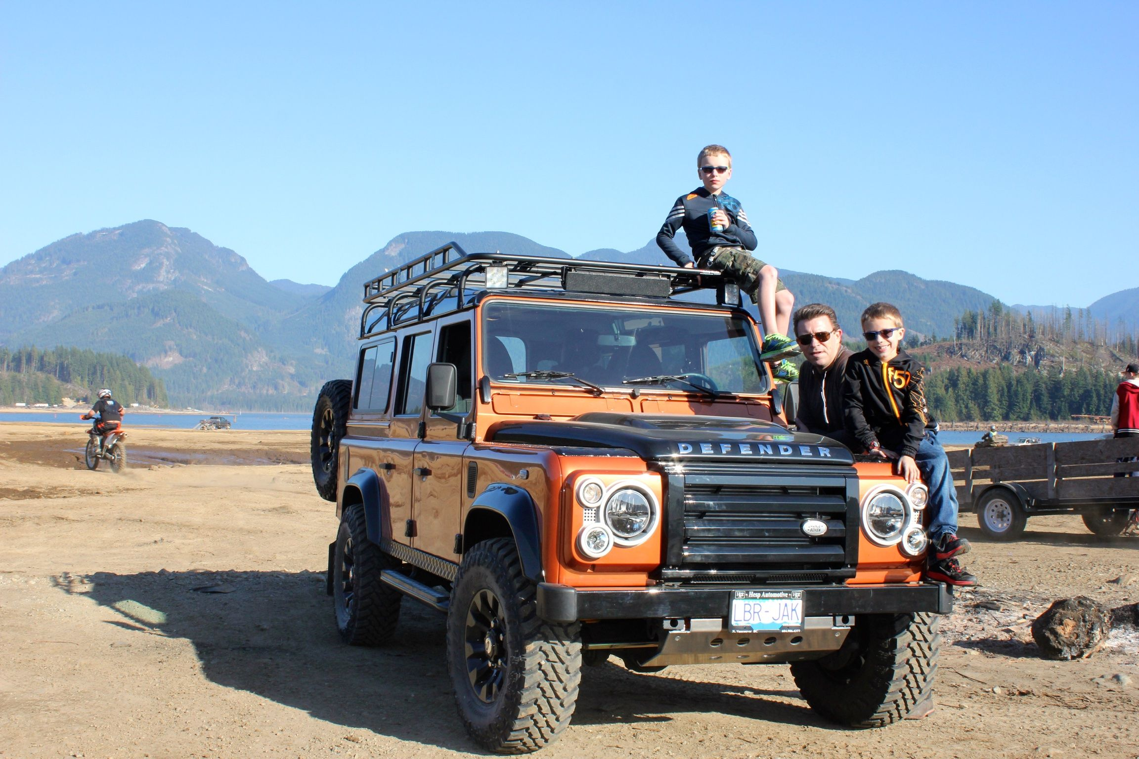 Pin by Cees de Jager on Our Land Rover Defender 110 TD5