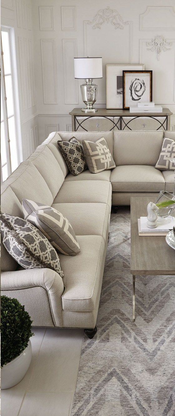 Neutral Living Room: Neutral Decor: Decorating With Neutrals