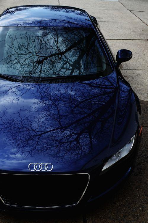 Sportcar Audi R8 Dark Blue Audi R8 Audi Car Wallpapers