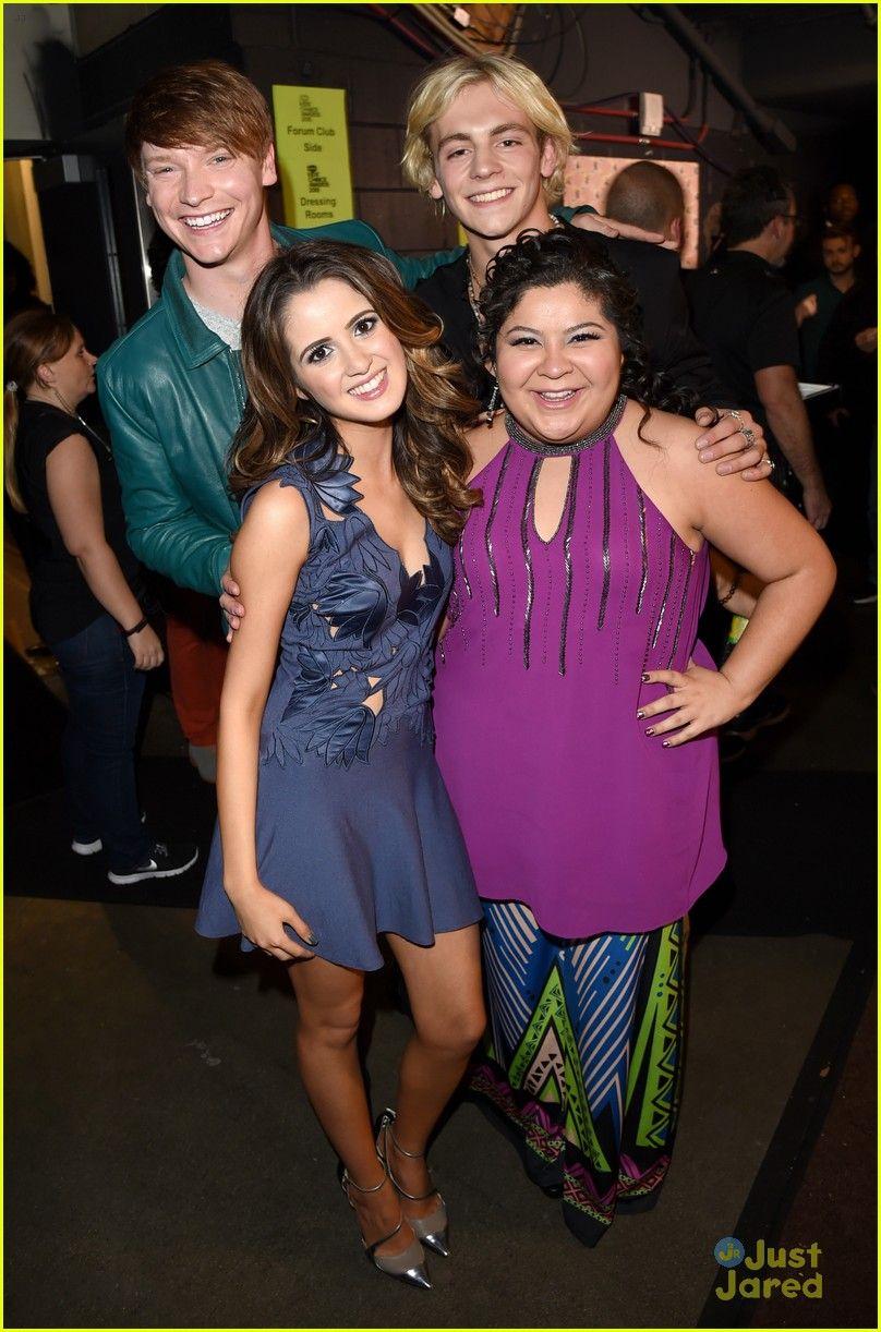 Austin Ally Cast At The Kids Choice Awards 2015 Kids Choice
