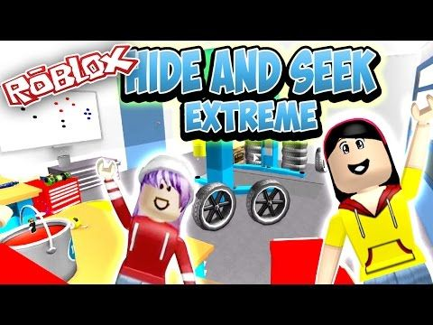 Roblox Extreme Hide And Seek Audrey Knows All The Secret Spots