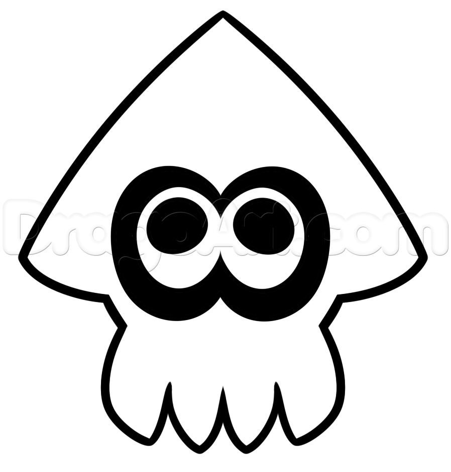 Splatoon Colouring Pag Coloring Pages Coloring Pages For Boys Crafts For Boys