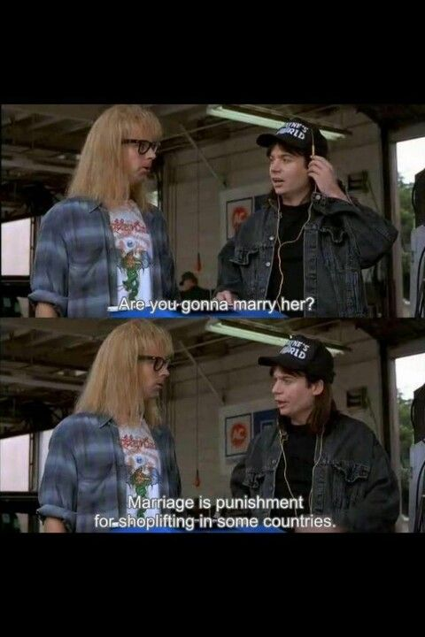 Waynes World A Movie Full Of Deep Insightful Truths A Must See