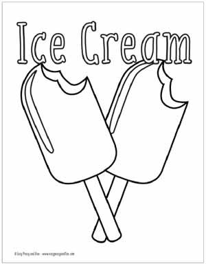 Summer Coloring Pages Free Printable Easy Peasy And Fun Summer Coloring Pages Ice Cream Coloring Pages Summer Coloring Sheets