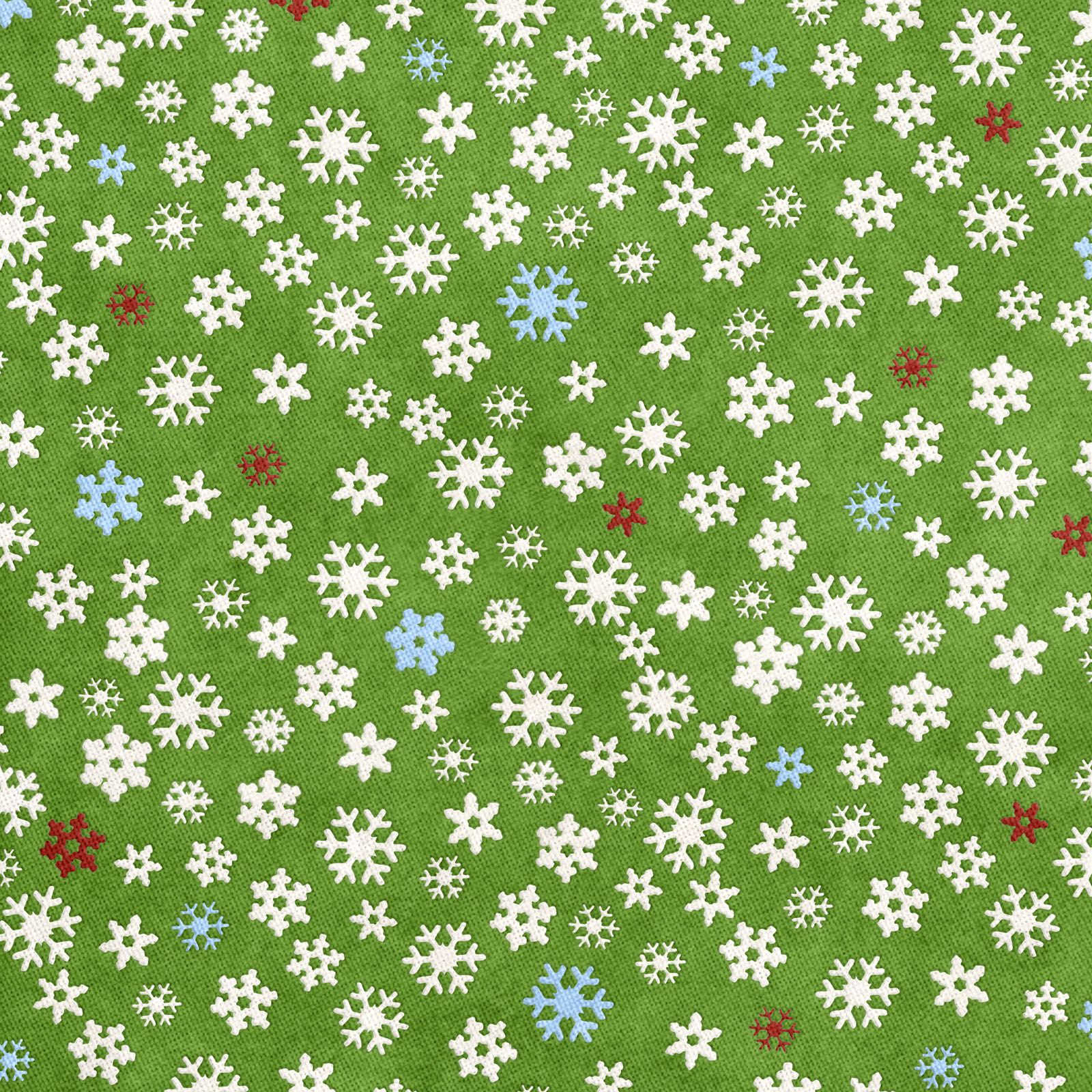 free printable christmas wrapping or scrapbook paper : img heavy