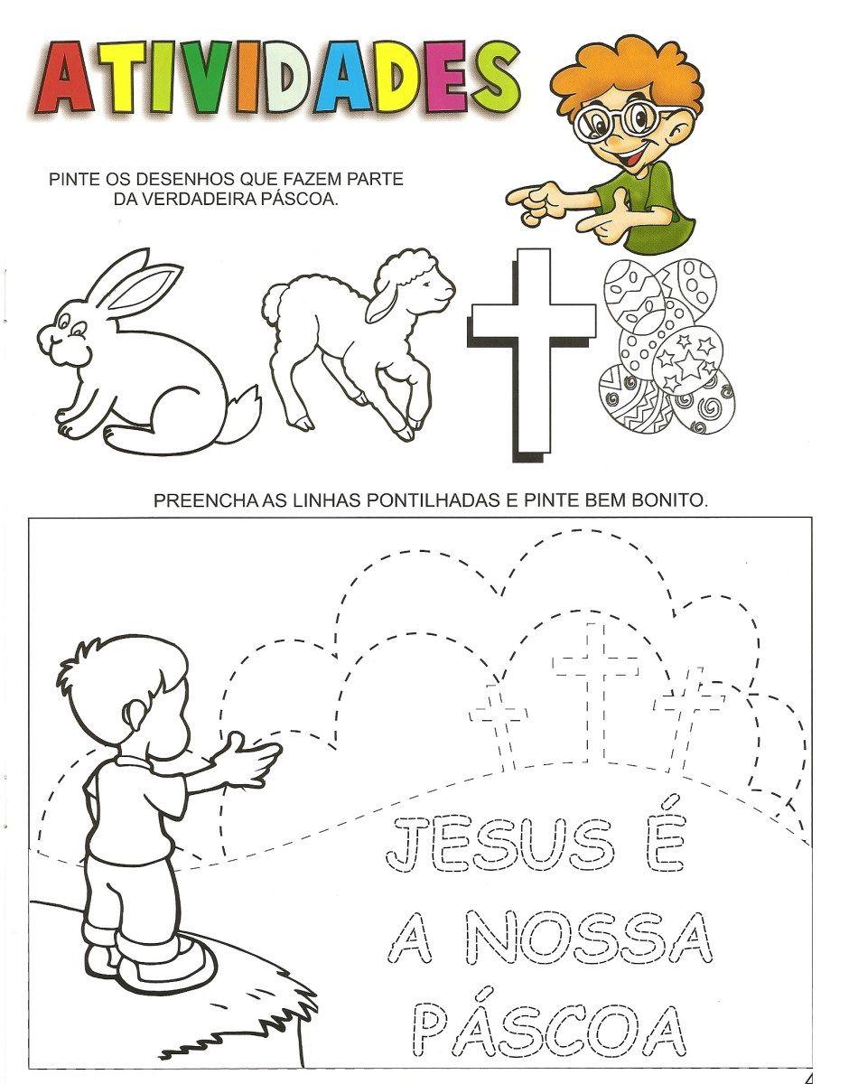 Pascoa Com Imagens Tias Da Escolinha Pascoa Educacao