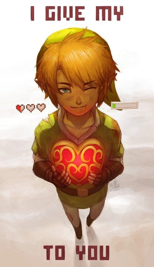 Fifty Shades of Green  - The Legend of Zelda ♡ - #Fifty #Green #Legend #Shades #Zelda