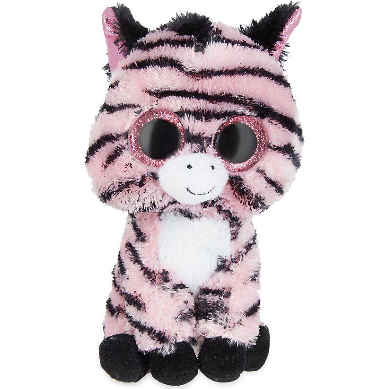 858087e1fea Ty Zoey Pink Zebra Beanie Boos - Available in 8in and 12in  ty   zoeybeanieboos  beanieboos  zoey  tybeanieboos  costumestoreandmore   trickortreathalloween