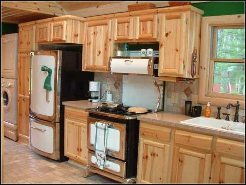 10+ Rustic Kitchen Cabinets Pictures and Inspiration ...