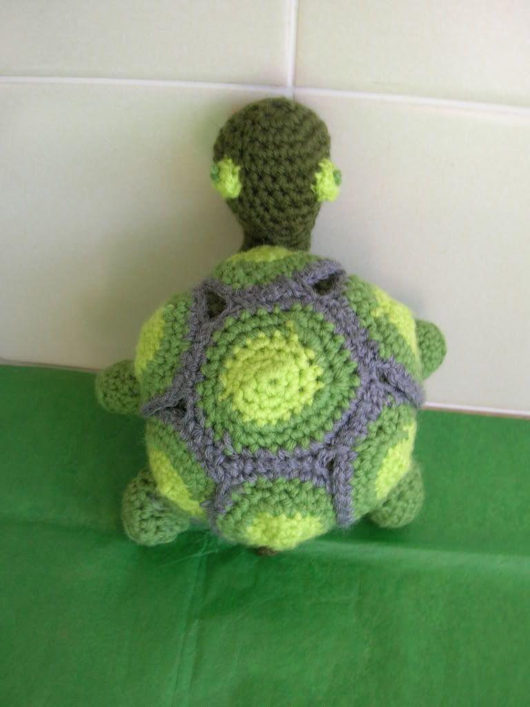 Crochet turtle patterns | Crochet Amigurumi | Pinterest