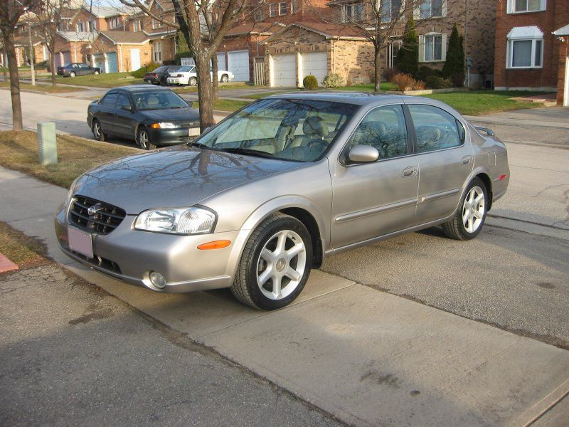 2000 Nissan Maxima SE. On The First Drive, I Knew I Had To Have It.Decent  Mpg, V6, Power Everything. His Name Was Maximus Prime, And Unfortunately He  Met A ...