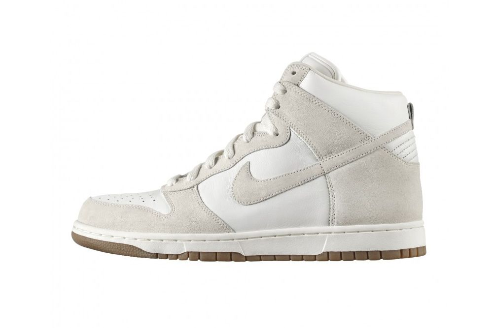 A P C X Nike Dunk High Sneaker Collection Highsnobiety Hipster Mens Fashion Mens Ankle Boots Nike Dunks