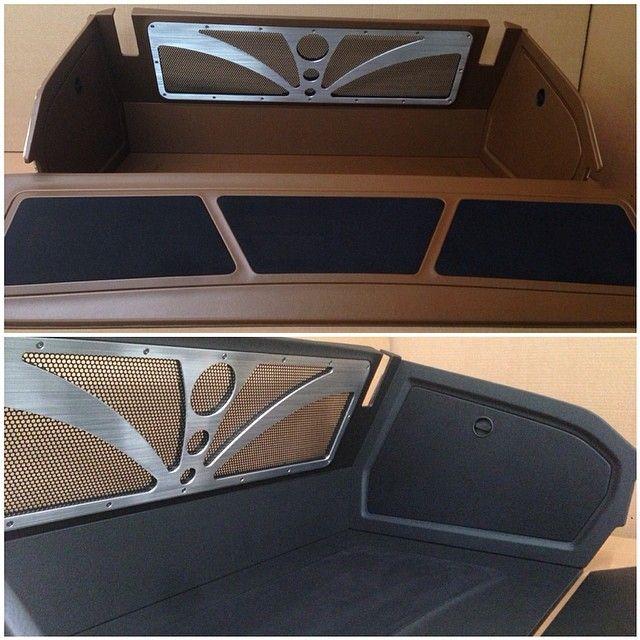 Car Interior Design: Chevelle Custom Trunk Panels Theshopllc.com