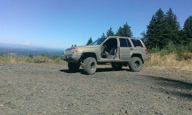 96 Zj No Doors Monster Trucks Jeep State Parks
