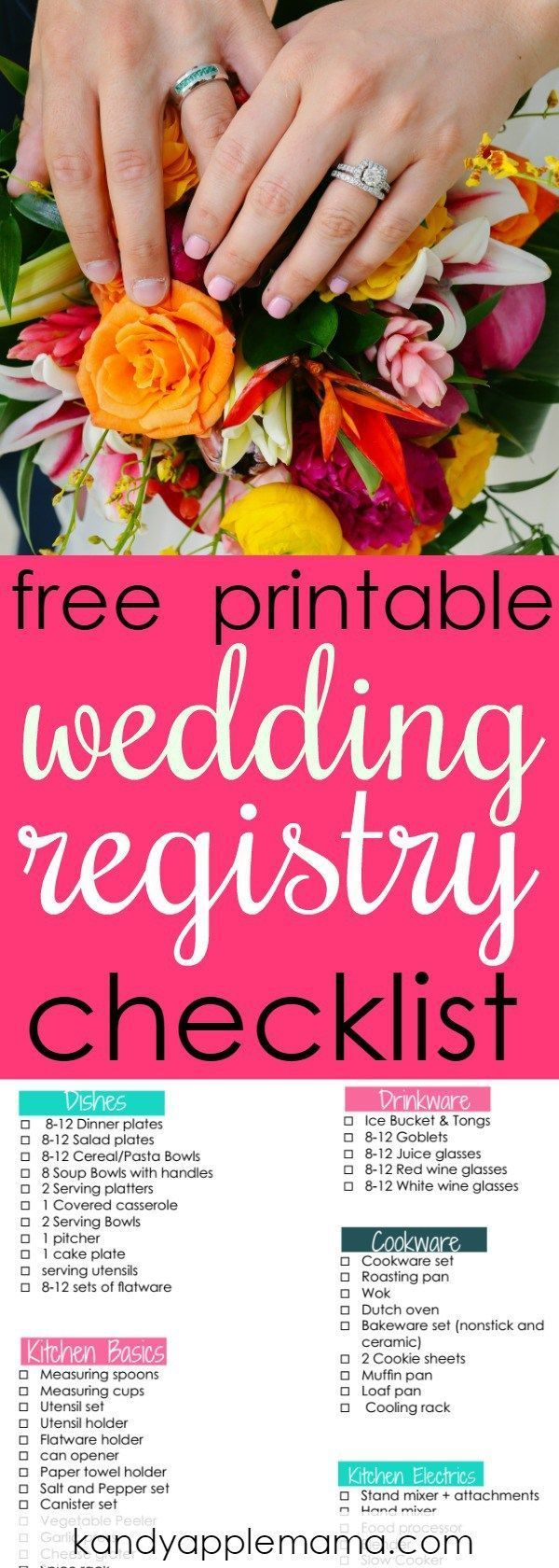 Wedding Registry The BEST Place to Register + a Registry