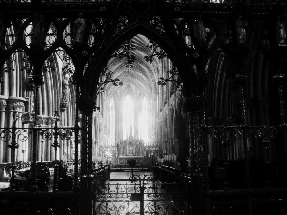 готические соборы внутри картинки: 4 тыс изображений ...