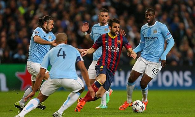 Aaargh! Man City WILL NOT sign Cesc Fabregas, claim