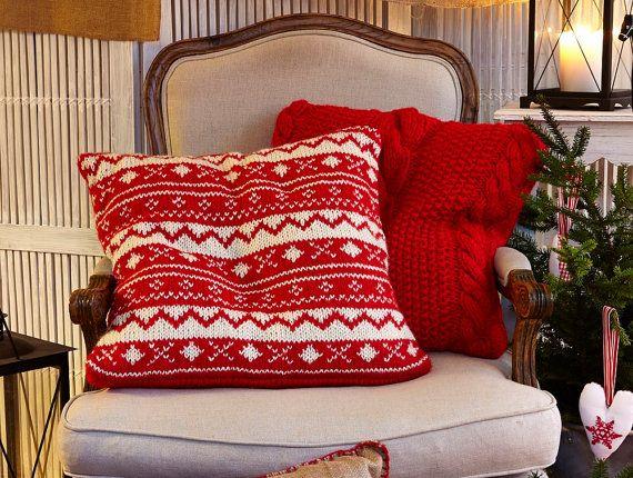 knitting pattern nordic etsy