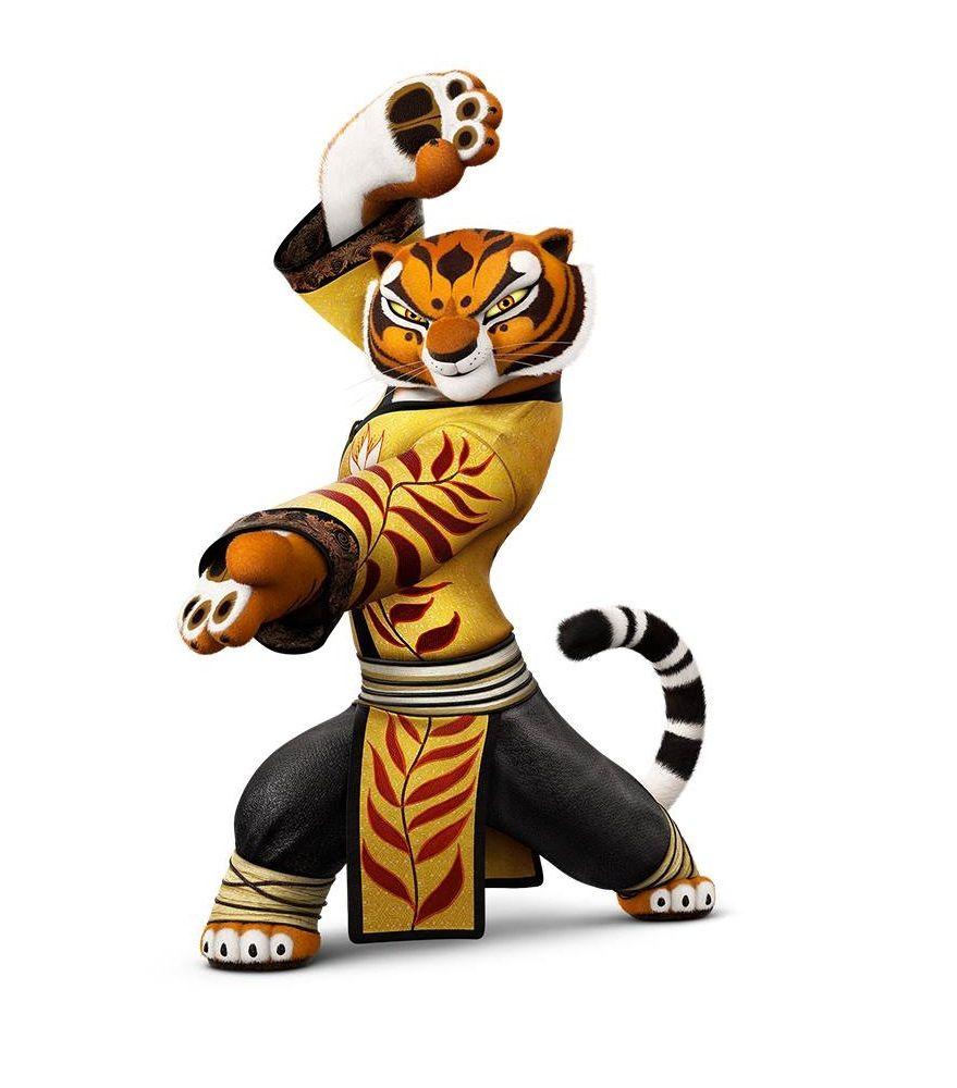 Tigress Kung Fu Panda Party Kung Fu Panda Kung Fu Panda 3