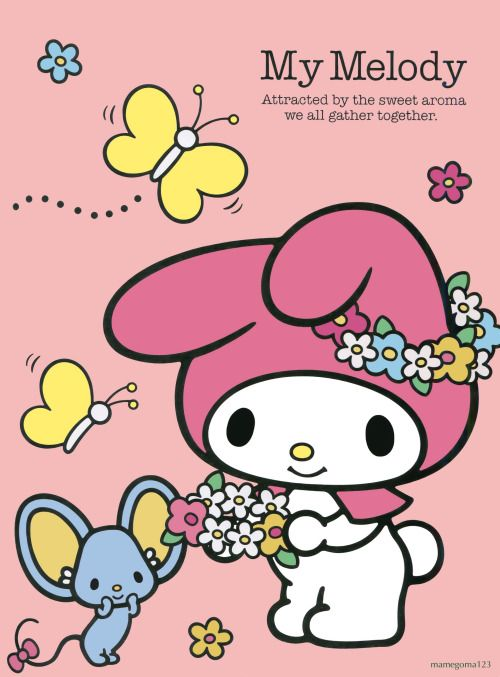 .My Melody | Sanrio.