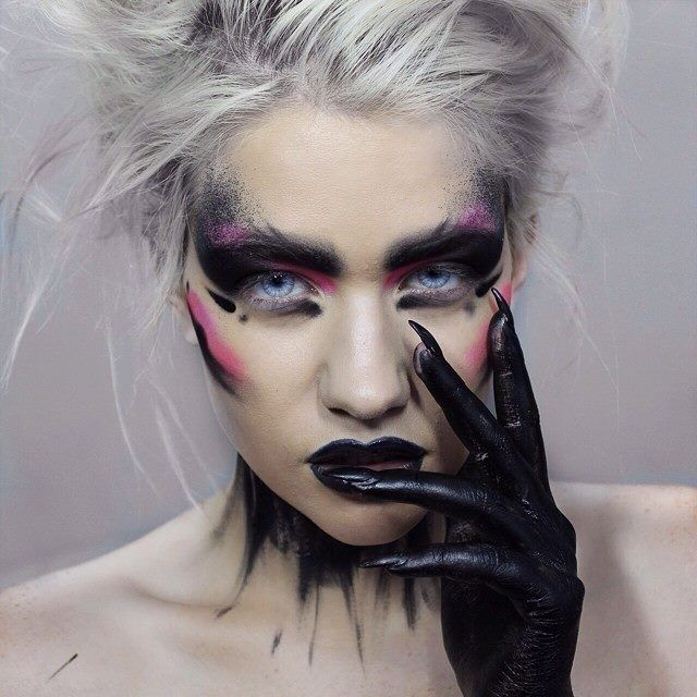 Samantha Ravndahl - once again she does what nobody else can do!  She should have her own beauty line and TV show.  https://www.facebook.com/batalashbeauty