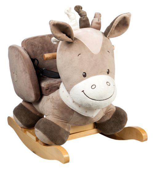 Nattou Crown Rocker-Noa the Horse |baby walker and Rideons - Boots