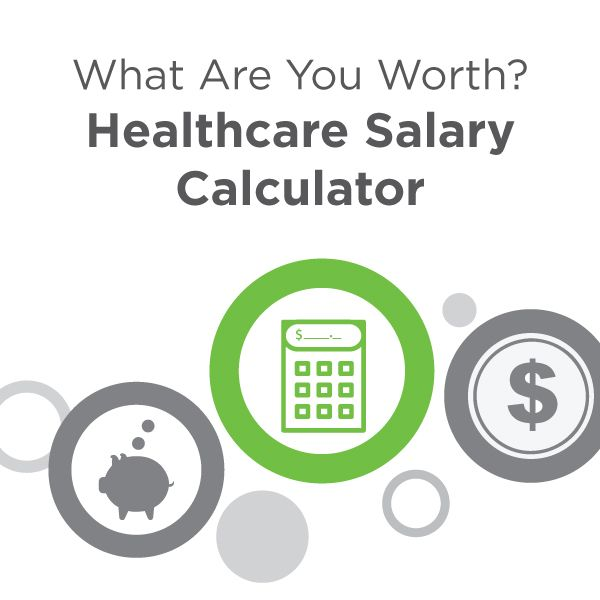 Find out how much #healthcare professionals make in your area with - salary calculator
