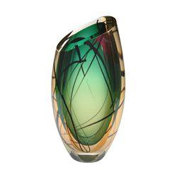 Ed Kachurik: Emerald Saturn Amber Exterior