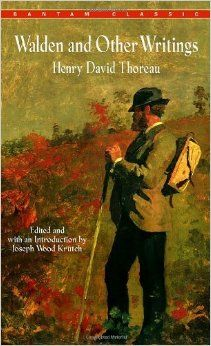 Walden And Other Writings Henry David Thoreau 9780553212464