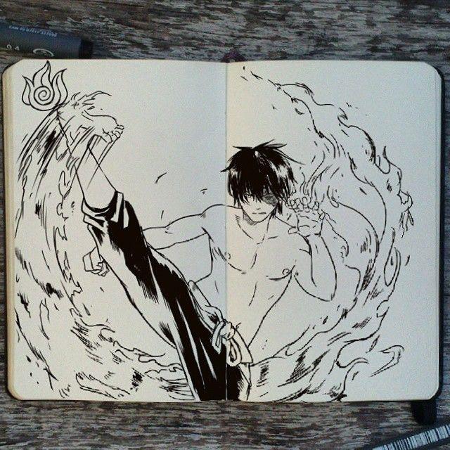 Zuko - Avatar: The Last Airbender