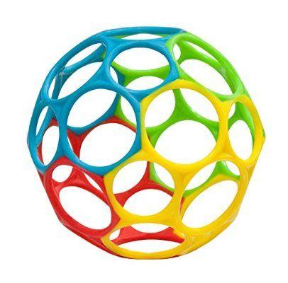 Oball Toy Ball, Rainbow