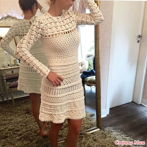 жене срочно понадобилось новое платье