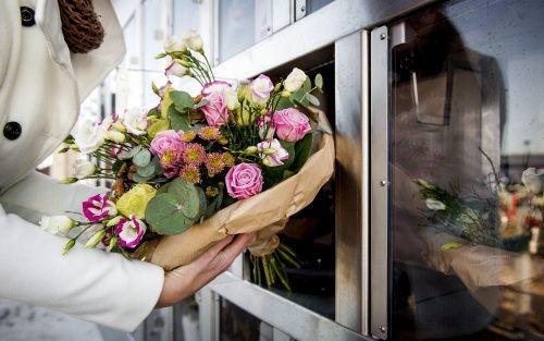 Nederlanders kopen vaker bloemetje