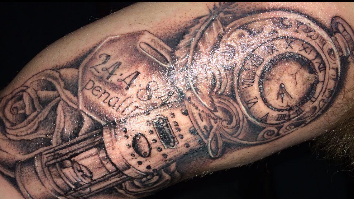 Miners Lamp Tattoo Lamp Tattoo Tattoos Polynesian Tattoo