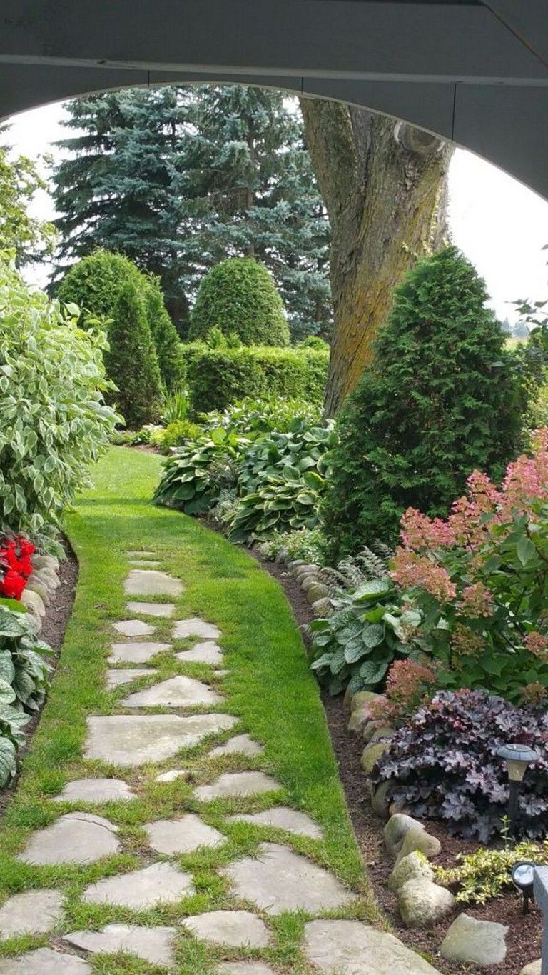 50 Luxury Garden Path Walkways Ideas Walkways Paths Easy Garden Garden Paths