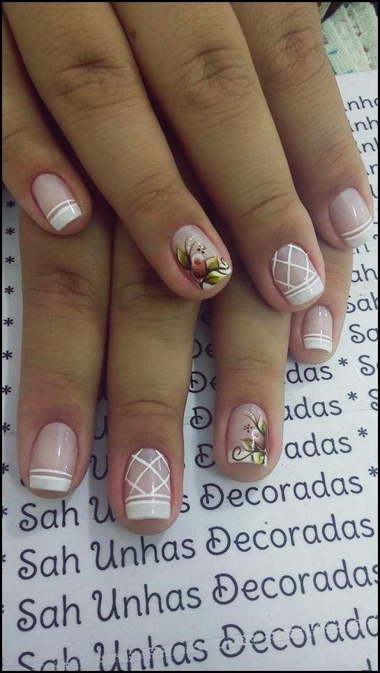 21 Nail Color Design Ideas For Winter Spring Fall and Summer | Short ...