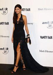Giovanna Battaglia Halter Dress