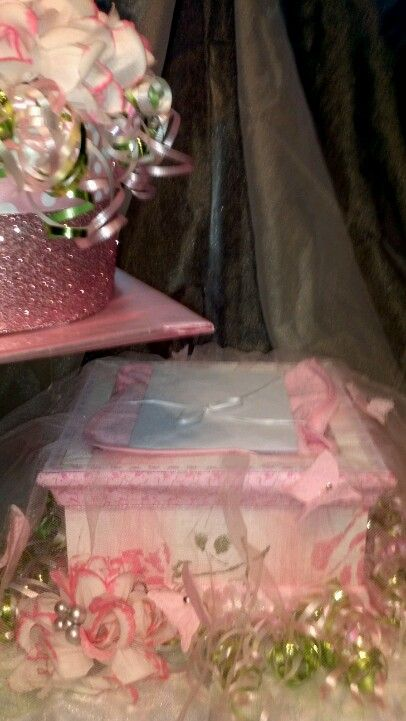 EDS Auction diaper cake