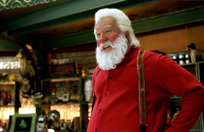 Tim Allen the santa clause   Santa, Tim allen